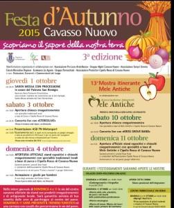 Festa d'Autunno 2015 @ Cavasso Nuovo (Pn) | Cavasso Nuovo | Friuli-Venezia Giulia | Italia