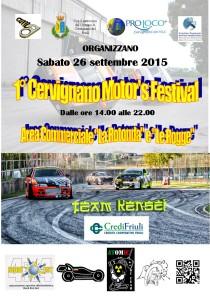 1° CERVIGNANO MOTOR'S FESTIVAL e 3° NO BASS? NO PARTY! @ Cervignano del Friuli (Ud)   Cervignano del Friuli   Friuli-Venezia Giulia   Italia