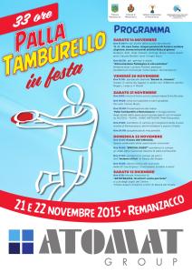 33 Ore Palla Tamburello in Festa @ Remanzacco (Ud) | Remanzacco | Friuli-Venezia Giulia | Italia