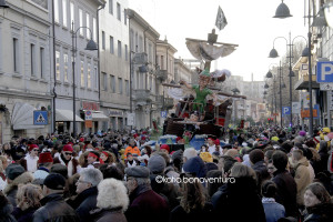 132° CARNEVALE MONFALCONESE, LA GRANDE SFILATA @ Monfalcone (Go) | Monfalcone | Friuli-Venezia Giulia | Italia