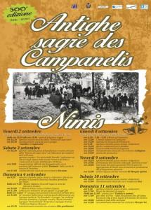 Antighe sagre des campanelis 2016 edizione n°500 @ NIMIS (UD) | Nimis | Friuli-Venezia Giulia | Italia