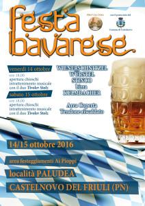 Festa Bavarese @ Castelnovo del Friuli (PN) | Paludea | Friuli-Venezia Giulia | Italia