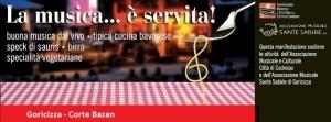 La Musica... è servita! 2017 @ Goricizza di Codroipo (Ud) | Codroipo | Friuli-Venezia Giulia | Italia
