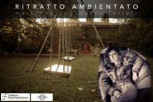 Workshop di ritratto ambientato @ Martignacco (Ud)