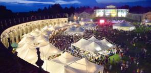 Sapori Pro Loco 2017:<br>13,14 e 19, 20, 21 maggio<br> a Villa Manin