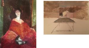 I dipinti di due scrittori @ Azienda Agricola Ferrin Paolo di Bugnins (Ud) | Italia