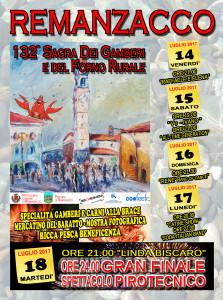132^ Sagra dei Gamberi e del Forno Rurale @ Remanzacco (Ud) | Remanzacco | Friuli-Venezia Giulia | Italia