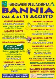 Sagra dell'Assunta a Bannia @ Bannia di Fiume Veneto (Pn) | Fiume Veneto | Friuli-Venezia Giulia | Italia