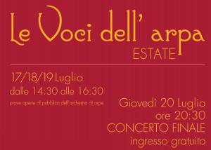 Le voci dell'arpa @ Nimis (Ud) | Nimis | Italia