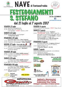 Festeggiamenti S. Stefano @ Nave di Fontanafredda (Pn) | Nave | Friuli-Venezia Giulia | Italia