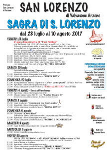 Sagra di S. Lorenzo @ San Lorenzo di Valvasone Arzene (Pn) | San Lorenzo | Friuli-Venezia Giulia | Italia