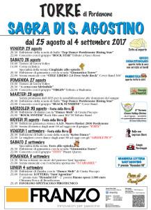 Sagra di Sant'Agostino @ Torre (Pn) | Pordenone | Friuli-Venezia Giulia | Italia