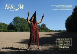 AESON 2017 - Arti nella natura @ Parco dell'Isonzo di Fumicello (Ud) | Papariano | Friuli-Venezia Giulia | Italia