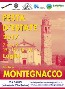 "Espressioni d'arte ""In-Frazioni""- Festa d'estate 2017 @ Montegnacco di Cassacco (Ud) | Cassacco | Friuli-Venezia Giulia | Italia"