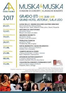 Musika & Musika 2017 @ Grado (Go)   Grado   Friuli-Venezia Giulia   Italia
