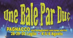 Une Bale Par Duç 2017 @ Area festeggiamenti di Pagnacco (Ud) | Pagnacco | Friuli-Venezia Giulia | Italia