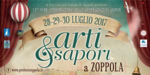 Arti e Sapori - 13° Festival internazionale degli artisti di strada @ Zoppola (Pn) | Zoppola | Friuli-Venezia Giulia | Italia