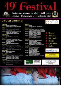 49° Festival Internazionale del Folklore Aviano-Piancavallo @ Aviano (Pn) | Castello d'Aviano | Friuli-Venezia Giulia | Italia