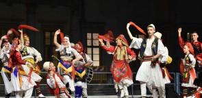 Danze e musiche del mondo a Villa Manin