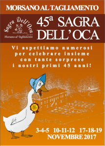 45^ Sagra dell'oca @ Morsano al Tagliamento (Pn) | Friuli-Venezia Giulia | Italia