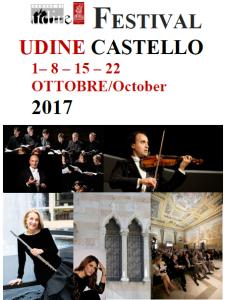 Festival Udine Castello @ Salone del Parlamento del Castello di Udine  | Udine | Friuli-Venezia Giulia | Italia