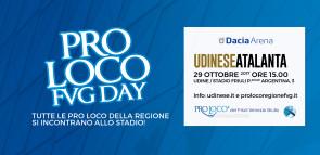 PRO LOCO FVG DAY: le Pro Loco di nuovo allo stadio a tifare Udinese!