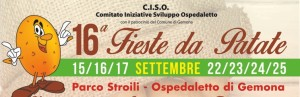 Fieste de Patate a Gemona @ Ospedaletto di Gemona (Ud) | Gemona | Friuli-Venezia Giulia | Italia