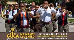 Guča na Krasu – Guča sul Carso 2017, festival di musica, folclore e cucina balcanici @ Prepotto | Prepotto | Friuli-Venezia Giulia | Italia