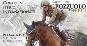 1917-2017 Pozzuolo del Friuli: concorso ippico internazionale a Palmanova @ Palmanova  | Palmanova | Friuli-Venezia Giulia | Italia