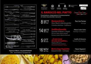 Il Barocco nel piatto @ Nel Pordenonese | Polcenigo | Friuli-Venezia Giulia | Italia