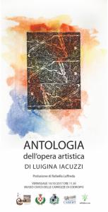 Antologia dell'opera artistica di Luigina Iacuzzi @ San Martino di Codroipo (UD) | San Martino | Friuli-Venezia Giulia | Italia