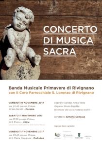 Concerto di musica sacra @ Codroipo (UD) | Codroipo | Friuli-Venezia Giulia | Italia