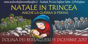Natale in trincea @ Fogliano Redipuglia (GO) | Italia