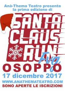 Santa claus run @ Osoppo | Osoppo | Friuli-Venezia Giulia | Italia