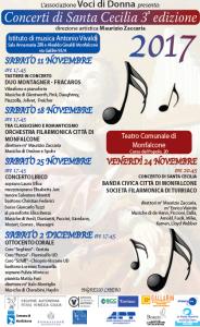 Concerto di Santa Cecilia @ Monfalcone (GO) | Monfalcone | Friuli-Venezia Giulia | Italia