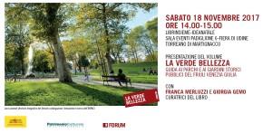 La verde bellezza. Guida ai parchi e giardini storici pubblici del Friuli Venezia Giulia @ Torreano di Martignacco (UD) | Torreano di Martignacco | Italia
