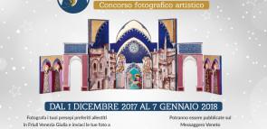 CONCORSO FOTOGRAFICO PRESEPI FVG 2018, via alla quarta edizione