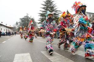 Pust-Il Carnevale nelle Valli del Natisone @ San Pietro al Natisone (UD)   San Pietro Al Natisone   Friuli-Venezia Giulia   Italia