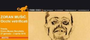 Zoran Music. Occhi Vetrificati @ Trieste | Trieste | Friuli-Venezia Giulia | Italia