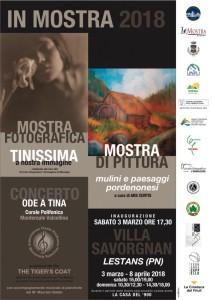 InMostra 2018 @ Sequals (PN) | Lestans | Friuli-Venezia Giulia | Italia