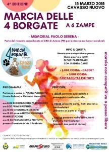 Marcia delle 4 Borgate a 6 Zampe @ Cavasso Nuovo (PN) | Cavasso Nuovo | Friuli-Venezia Giulia | Italia