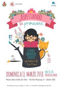 Aspettando la Primavera @ Buttrio (UD) | Buttrio | Friuli-Venezia Giulia | Italia