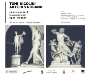 Arte in Vaticano @ Sesto al Reghena (PN) | Sesto Al Reghena | Friuli-Venezia Giulia | Italia