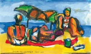 Mostra d'Arte di Roberto da Cevraja @ Cordenons (PN) | Cordenons | Friuli-Venezia Giulia | Italia