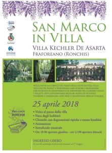 San Marco in Villa @ Fraforeano (UD) | Fraforeano | Friuli-Venezia Giulia | Italia