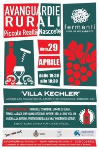 Avanguardie Rurali - Piccole Realtà Nascoste @ Fraforeano (UD) | Fraforeano di Ronchis | Italia