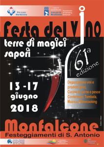 Festa del Vino - Terre di Magici Sapori @ Monfalcone (GO) | Monfalcone | Friuli-Venezia Giulia | Italia