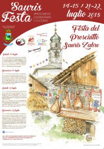 Sauris in Festa - Festa del Prosciutto @ Sauris (UD) | Sauris di Sotto | Friuli-Venezia Giulia | Italia