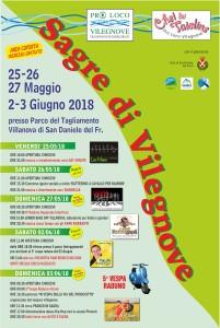 Sagre di Vilegnove @ Villanova di San Daniele del Friuli (UD) | Friuli-Venezia Giulia | Italia