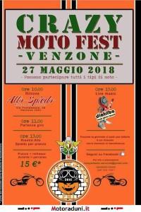 3° Crazy Moto Fest - Venzone @ Venzone (UD) | Friuli-Venezia Giulia | Italia